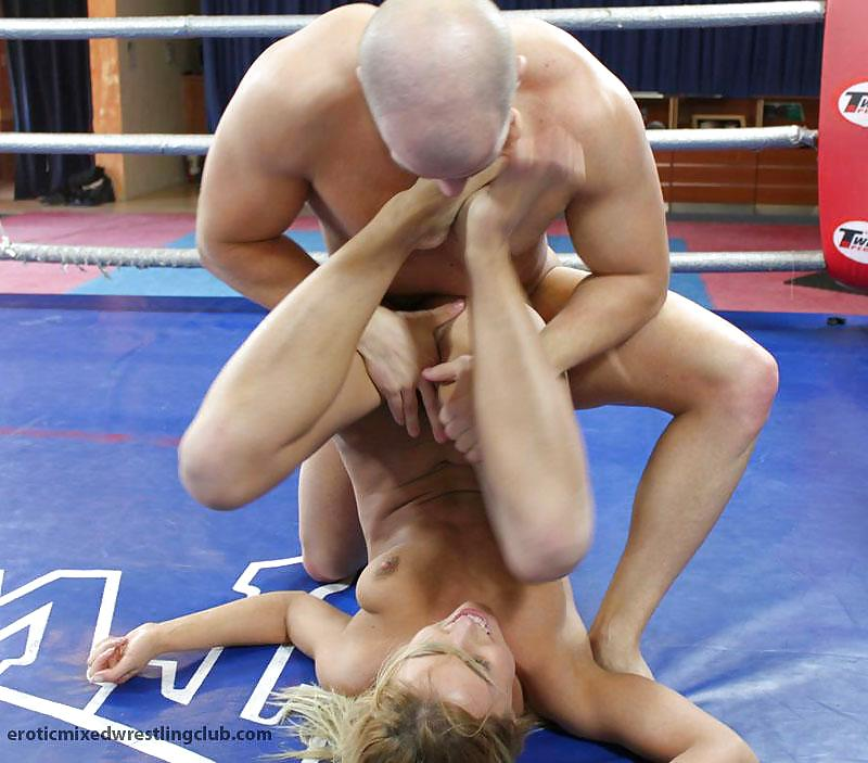 mature blonde force by