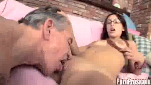 forced to smell her naked ass